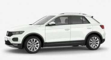 volkswagen t roc private lease