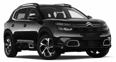 citroen c5 aircross private lease