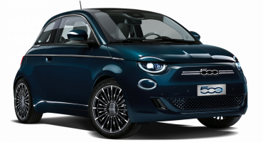 fiat 500e private lease