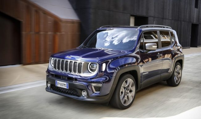 jeep renegade v2