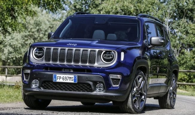 jeep renegade v4