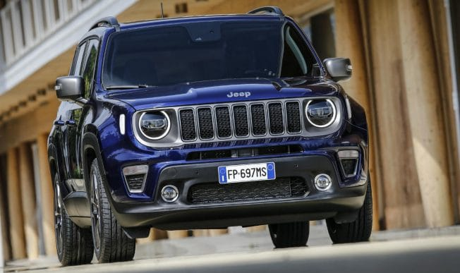 jeep renegade v5