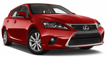 lexus ct 200h private lease