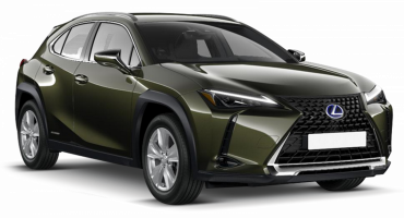 lexus ux300e private lease