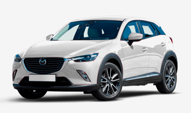 mazda cx 3 private lease