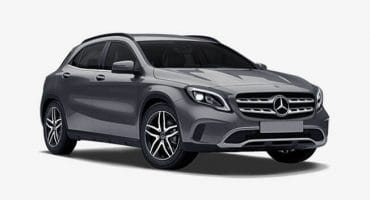 mercedes gla-klasse private lease