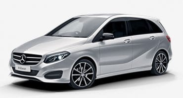 mercedes b klasse private lease