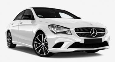 mercedes cla klasse private lease