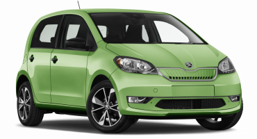skoda citigo private lease