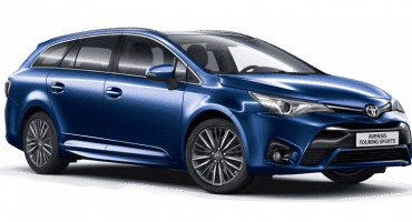 toyota avensis private lease