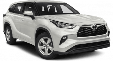 toyota highlander private lease