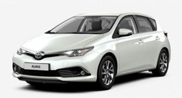 toyota auris private lease