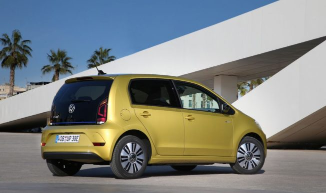 volkswagen e-up v2