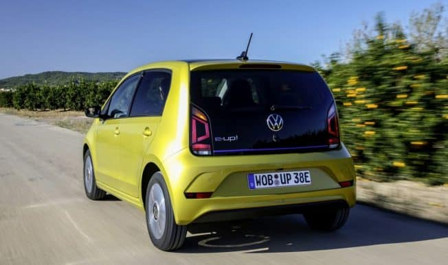 volkswagen e-up v4