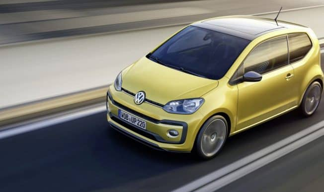 volkswagen e-up v5
